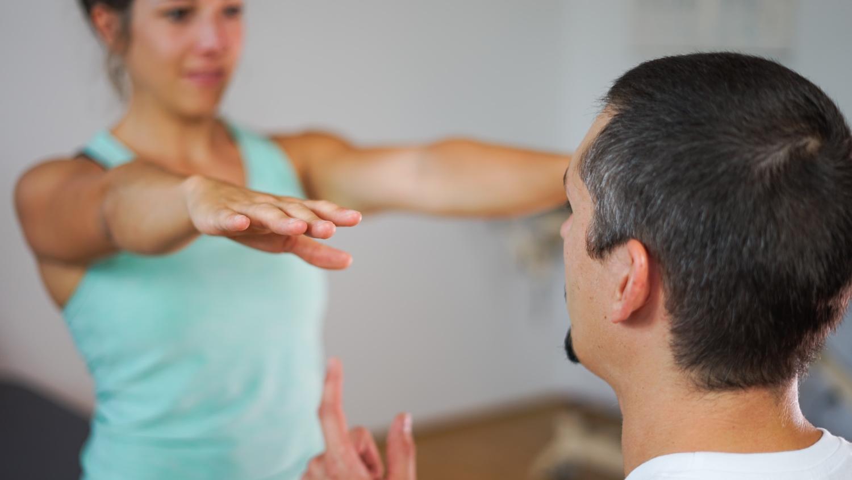 Funktionelle Bewegungsanalyse bei Physiotherapeut in Innsbruck